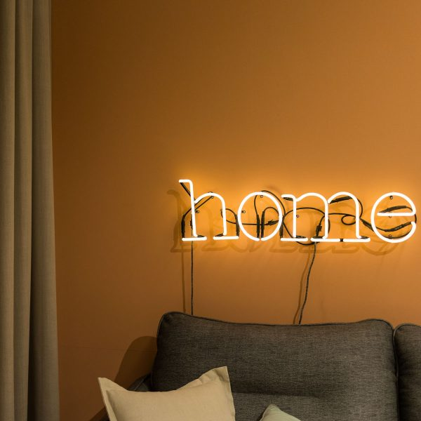 inspiration neon interior design