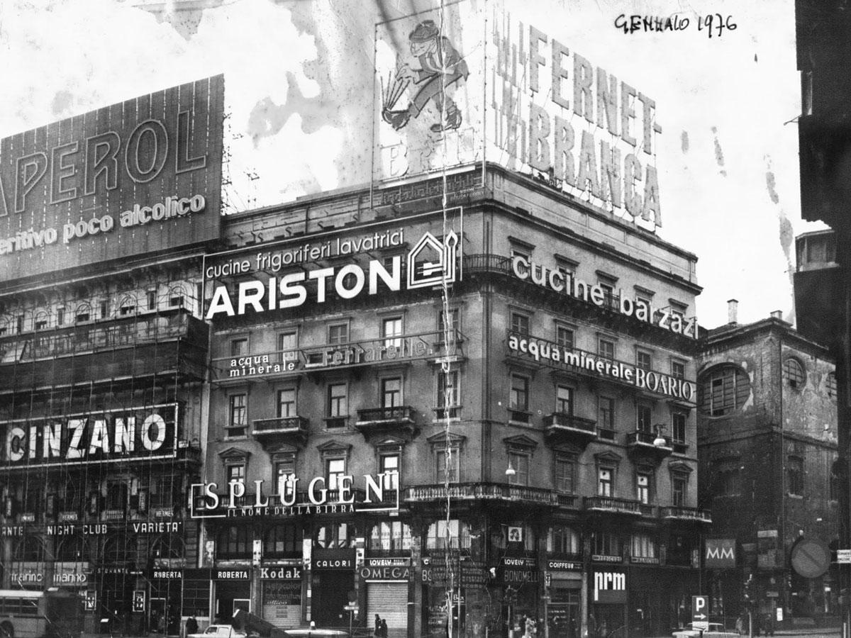 Soffieria monti milano 1893 for Insegne al neon milano